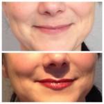 Lippen mit Permanent Make up